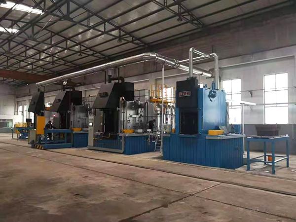可控气氛多用炉生产线厂家