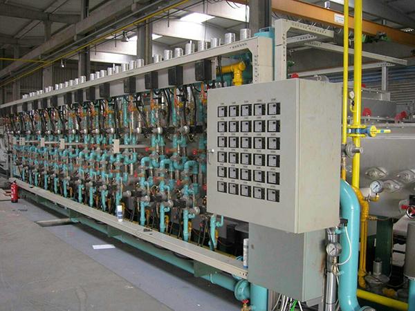 网带式加热炉设备