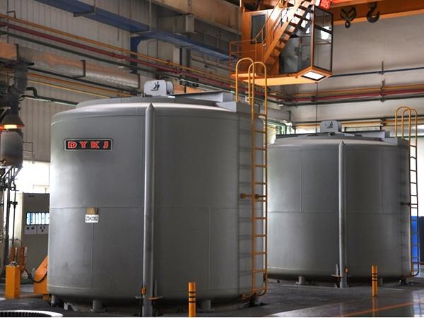 罩式气体氮化炉